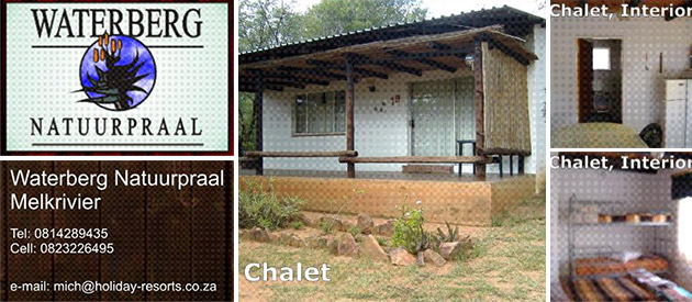 WATERBERG NATUURPRAAL RESORT