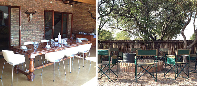 Makhato 84 Bush Lodge, Sondela Nature Reserve, Bela Bela, Limpopo, self catering accommodation, game lodge, child-friendly, family activities