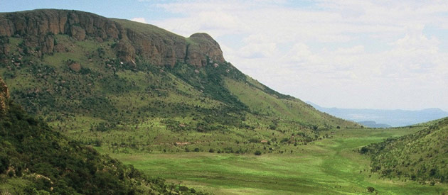 Mookgophong​ (previously Naboomspruit), in the Waterberg region of the Limpopo Province, South Africa